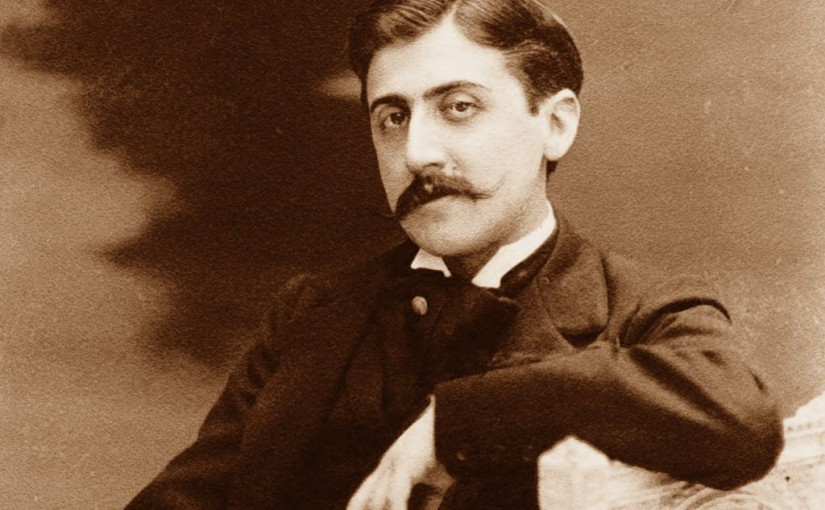 Marcel Proust citation