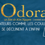 Scentys a partner for the film L'Odorat: Olfactory voyage guaranteed!