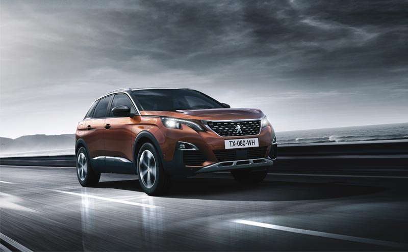 Scentys brings fragrance into the Peugeot 3008 and 5008 SUVs