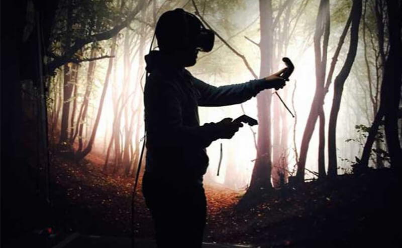 Tree : Gaming, Virtual Reality & Olfaction