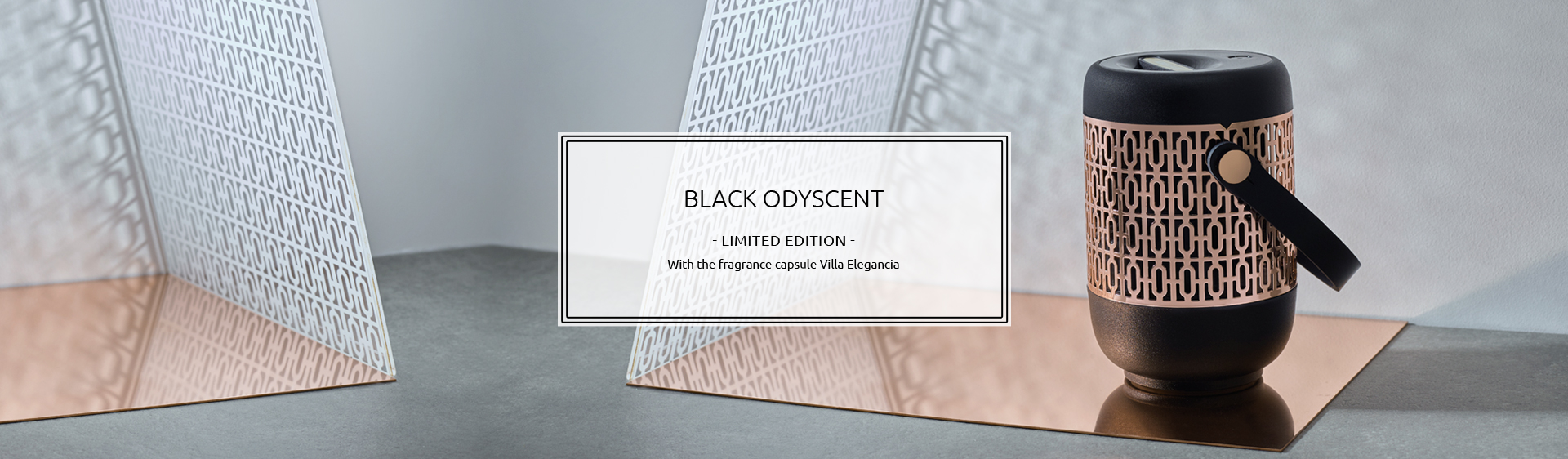 Limited Edition - Black Odyscent