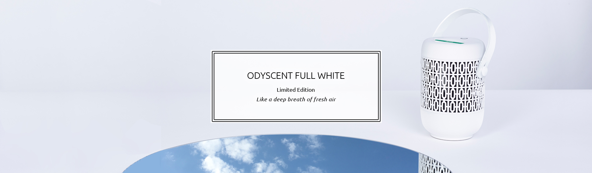 Odyscent Full White