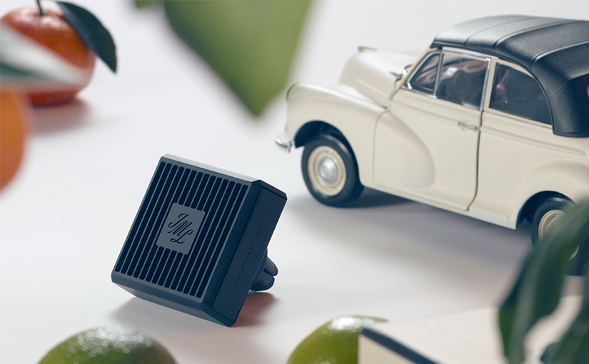 LAUNCH OF JO MALONE DIFFUSER FOR CARS